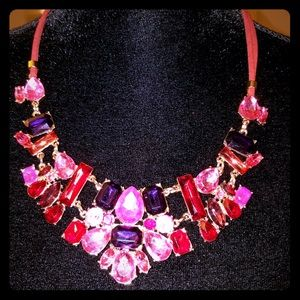 Statement piece with lots of bling!